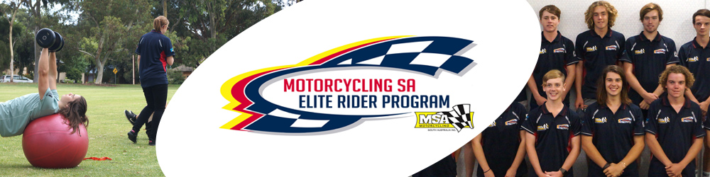 Elite Rider Training Program