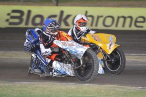 FIRE UP SPEEDWAY FANS - SIDECARS TIME TO SHINE AT